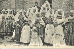 Brignogan Et Plouneour Trez Costumes De Fete - Brignogan-Plage