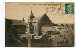 CPA  08 :  FLOING   église  VOIR  DESCRIPTIF  §§§§§§ - France