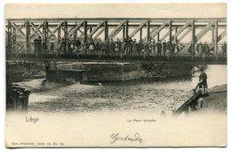 CPA - Carte Postale - Belgique - Liège - Le Pont Natalis  (B9330) - Liege