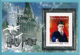 """FR Bloc YT 106 BF """" Fête Du Timbre, Harry Potter """" 2007 Neuf** - Blocs & Feuillets"""