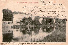 (117)  CPA  Saint Savinien        (Bon Etat) - Altri Comuni