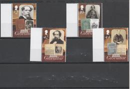 Charles Dickens MNH -2012 - Gibraltar