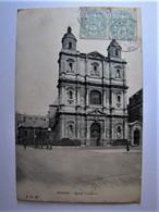 FRANCE - ILLE ET VILAINE - RENNES - Eglise Toussaint - 1905 - Rennes