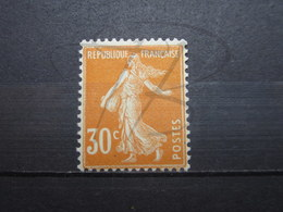 VEND BEAU TIMBRE DE FRANCE N° 141 , XX !!! - 1906-38 Semeuse Camée
