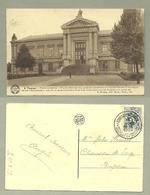 Tournai Palais De Justice Cachet Musees Et Carillon Museums En Beiaard 1929 - Tournai