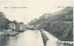 Namen - Namur - La Sambre Et La Citadelle - L. Lagaert No 90 - 1907 - Namur