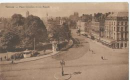 Tournay - Place Crombez Et Rue Royale - 1939 - Neufchâteau