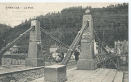 Aywaille - Le Pont - 1909 - Aywaille