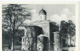 Chevetogne - Monastère De Chevetognr - L'Eglise - Les Absides - Photo Des P.P. Bénedictins - 1962 - Ciney