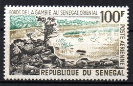 Col15 Sénégal 1965  PA  N° 47 Neuf X MH Cote : 4,00€ - Senegal (1960-...)
