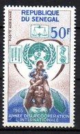 Col15 Sénégal 1965  PA  N° 48 Neuf X MH Cote : 1,40€ - Senegal (1960-...)