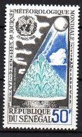 Col15 Sénégal 1968  PA  N° 64 Neuf X MH Cote : 1,70€ - Senegal (1960-...)