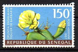 Col15 Sénégal 1967  PA  N° 60 Neuf X MH Cote : 5,50€ - Senegal (1960-...)