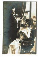 CPA - Carte Postale-Belgique - Un Couple Discutant-1907 VM4528 - Couples
