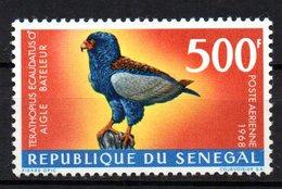 Col15 Sénégal 1968  PA  N° 67 Neuf X MH Cote : 20,00€ - Senegal (1960-...)