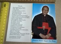 SANTINO  F.X. NGUYEN VAN THUAN LINGUA SPAGNOLA    (58) - Santini