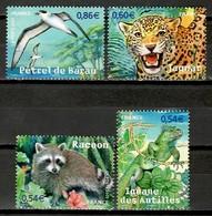 France 2007 Francia / Birds Reptiles Mammals MNH Aves Mamiferos Vögel Säugetiere / Cu12012  36-33 - Pájaros