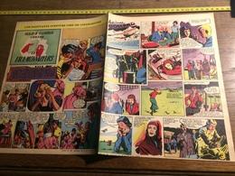 1957 HISTOIRE ILLUSTREE ADRIENNE BOLLAND AVIATRICE - Collezioni