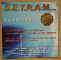 Médaille Touristique SETRAM 2012 - Monnaie De Paris