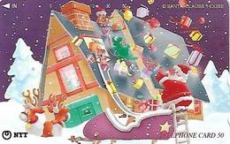 USATA-  GIAPPONE- NATALE - Christmas