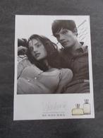 Publicité Papier Parfum - Perfume Ad : BURBERRY Weekend  France 2007 - Advertisings (gazettes)