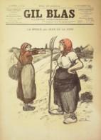 GIL BLAS-1899/46-JEAN De La HIRE-LITTLE PUCK-JEAN MEUDROT-POULBOT - Libri, Riviste, Fumetti