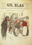 GIL BLAS-1899/51-EUGENE HEROS-HUGUES LAPAIRE-PAUL DUPIN-PREJELAN - Books, Magazines, Comics