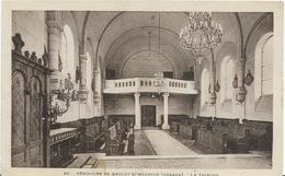 ~  JP  ~  88   ~   Séminaire De   SAULCY  SUR  MEURTHE     ~    La Tribune      ~ - Francia