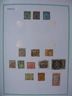 Tunisie Lot De Timbres, Oblitération choisies DeGrombalia Dont Taxe Et Colis Postaux  Voir Scan - Tunisie (1888-1955)