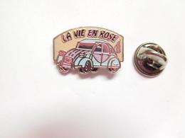 Beau Pin's En EGF , Auto 2 CH Citroën , 2CV , 2 CV , La Vie En Rose - Citroën