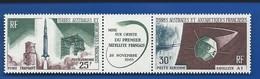 Timbre Terre Australes Et Antartiques Française Bande    N° 11 A   Neufs - France (former Colonies & Protectorates)