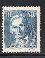 YT 295 NEUF ** - Côte 6 € - - France