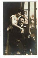 CPA - Carte Postale-Belgique - Un Couple Se Tenant Par La Main 1909? VM4529 - Couples
