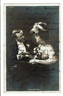 CPA - Carte Postale-Belgique - Un Couple - Coin De Loge 1903  VM4530 - Couples