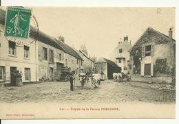 60 - VER / ENTREE DE LA FERME POMPONNE - Autres Communes