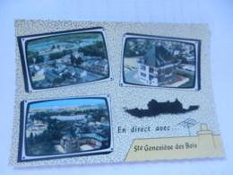 SAINTE GENEVIEVE DES BOIS  EN DIRECT - Sainte Genevieve Des Bois