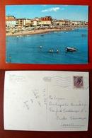 (FG.W59) BELLARIA - ALBERGHI E SPIAGGIA DAL MARE (RIMINI) - Rimini