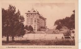 ** 66  ***  FONT ROMEU  Le Grand Hotel Tennis - Neuve TB - Autres Communes