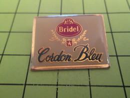 815B Pin's Pins / Beau Et Rare : THEME : ALIMENTATION / BEURE BRIDEL CORDON BLEU - Food