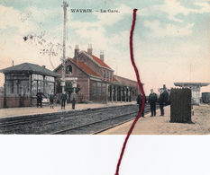 WAVRIN - Nord - 1907 - France