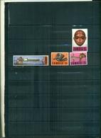 ZAMBIA ARTISANAT 4 VAL NEUFS A PARTIR DE 0.60 EUROS - Zambie (1965-...)
