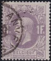 Belgie    .    OBP    .    36     .     O       .      Gebruikt .   /   .  Oblitéré - 1869-1883 Leopold II