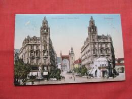 HUNGARY -Budapest   Has Stamp & Cancel     Ref  3481 - Hungary