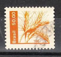 Brasile   -   1982.  Frumento.  Wheat - Agricoltura