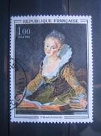 FRANCE    N° 1702 - OBLITERATION RONDE - Francia