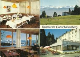 SVIZZERA  SUISSE  ZG  ALOSEN  OBERÄGERI  Restaurant Gottschalkenberg - ZG Zoug
