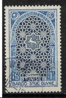 TUNISIE       N°  YVERT     354      OBLITERE       ( O   2/29 ) - Oblitérés