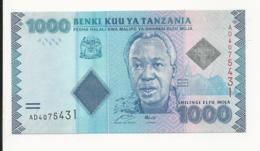 Tanzania 1000 Shilingi UNC - Tanzania