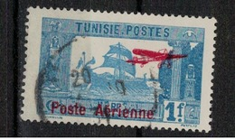 TUNISIE       N°  YVERT    PA  3    OBLITERE       ( O   2/30 ) - Airmail