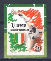 Italia • Italy (2019) Calcio/football: Juventus Winner Serie A 2018/19 - Single Stamp (MNH) - Calcio